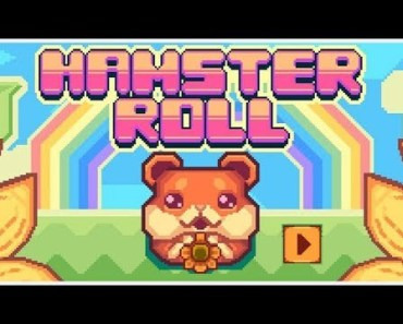 Hamster Roll - Best videos for kids - Funny game for learn - hamster roll best videos for kids funny game for learn