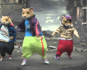 Party Rock Anthem LMFAO Hamster KIA Commercial 2011- Very Funny! - party rock anthem lmfao hamster kia commercial 2011 very funny