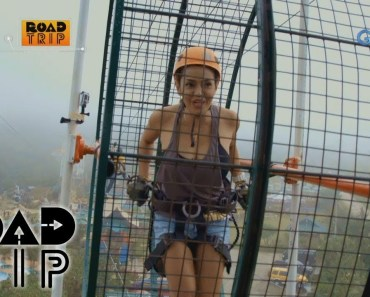 Road Trip: Ethel, Juancho, and Hiro try the Hamster Wheel - road trip ethel juancho and hiro try the hamster wheel
