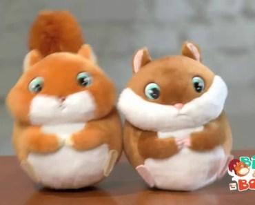 Bim Bim the Squirrel and Bam Bam the Hamster (Club Petz) - bim bim the squirrel and bam bam the hamster club petz