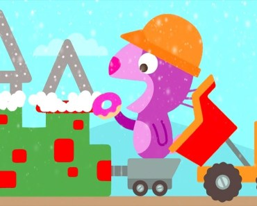 Sago Mini Trucks & Diggers Games - Funny Sago Cartoon - Learn Construction Building Sweet House - sago mini trucks diggers games funny sago cartoon learn construction building sweet house