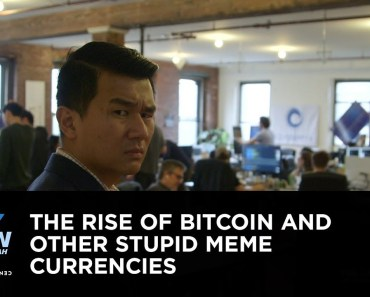 The Rise of Bitcoin and Other Stupid Meme Currencies: The Daily Show - the rise of bitcoin and other stupid meme currencies the daily show