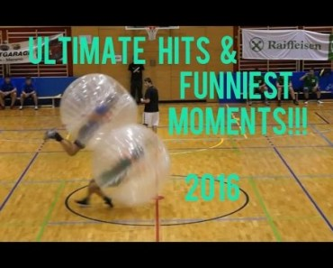 Bubble football - Biggest hits & Funniest moments! Ultimate Compilation - bubble football biggest hits funniest moments ultimate compilation