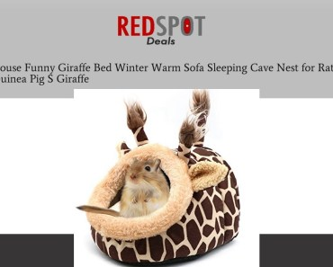 Discount Hamster House Funny Giraffe Bed Winter Warm Sofa Sleeping Cave Nest for Rat Hedgehog Sq - discount hamster house funny giraffe bed winter warm sofa sleeping cave nest for rat hedgehog sq