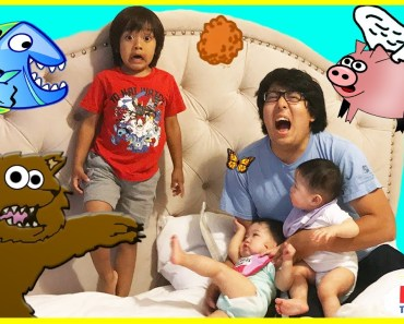 FUNNY DISASTER SURVIVAL Family Fun Kids Pretend Playtime with Twin Babies - funny disaster survival family fun kids pretend playtime with twin babies