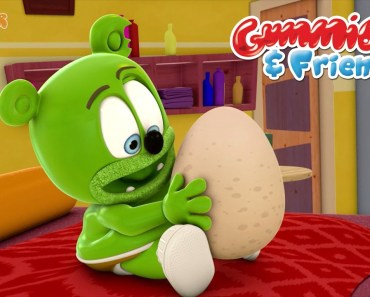 "Gummy Bear Show 28 ""SURPRISE EGG"" Gummibär And Friends - gummy bear show 28 surprise egg gummibar and friends"