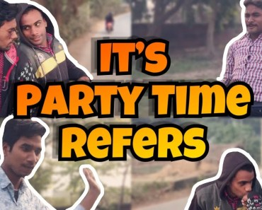 It's Party Time refers||Funny Videos||Garibo Ka Adda - its party time refersfunny videosgaribo ka adda