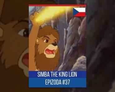 SIMBA s. 1 ep. 37 / CZ - celá série Simba Král Lev - simba s 1 ep 37 cz cela serie simba kral lev