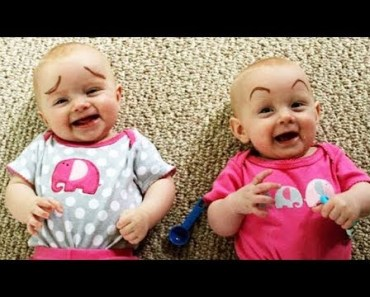 Twin Babies Make Noise And Laugh Together || Funny Vines Compilation - twin babies make noise and laugh together funny vines compilation