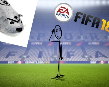 Trolling with a Battle Hamster [Fifa 18 Goals & Funny Moment] - trolling with a battle hamster fifa 18 goals funny moment