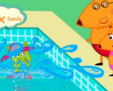 Fox Family and Friends new funny cartoon for Kids Full Episodes #159 - fox family and friends new funny cartoon for kids full episodes 159