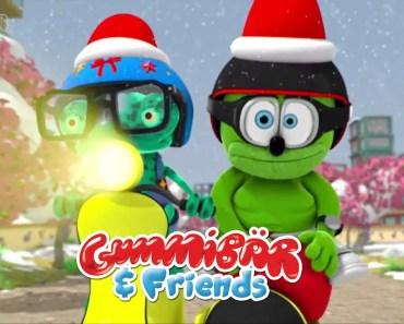 "Gummy Bear Show 19 ""MERRY CHRISTMAS"" Gummibär And Friends - gummy bear show 19 merry christmas gummibar and friends"