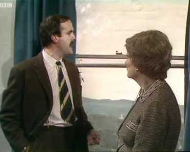 A room with a view - Fawlty Towers - BBC - a room with a view fawlty towers bbc
