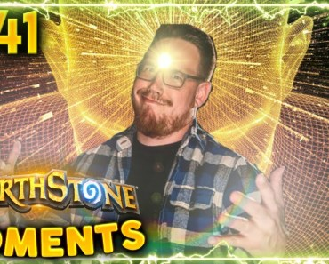 Ben Brode Power!! | Hearthstone Daily Moments Ep. 741 - ben brode power hearthstone daily moments ep 741