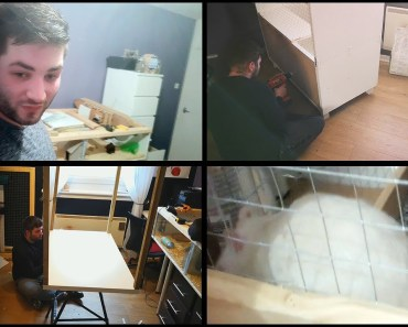 D.I.Y Rat Cage & Hamster Cages   Where Have I Been? And More... - d i y rat cage hamster cages where have i been and more