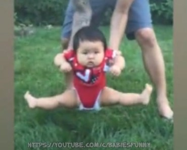 Funniest Babies Scared of Grass Videos Compilation! - funniest babies scared of grass videos compilation