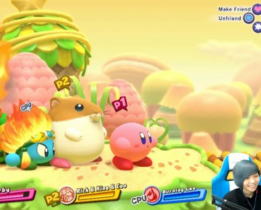 Kirby: Star Allies with Northernlion [Episode 3] Hamster Friend! - kirby star allies with northernlion episode 3 hamster friend
