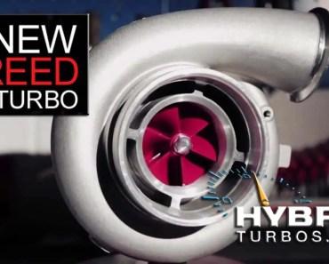 New Breed Of Turbo! - Hybrid Turbos - new breed of turbo hybrid turbos