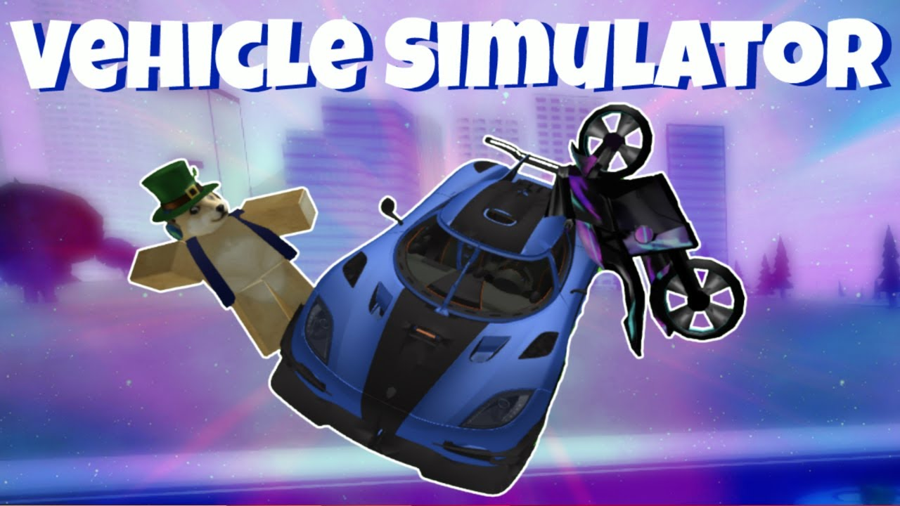 Roblox Vehicle Simulator - Free Robux On 2019