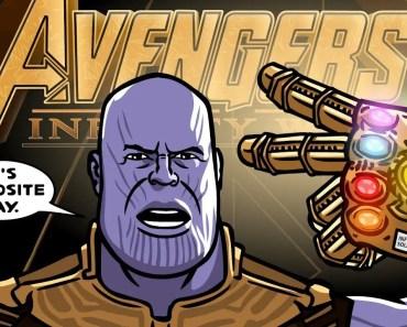 Avengers Infinity War Trailer Spoof - TOON SANDWICH - avengers infinity war trailer spoof toon sandwich