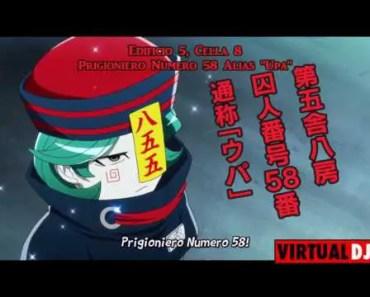 Nanbaka funny moment (Nico's hamster voice xD) - nanbaka funny moment nicos hamster voice
