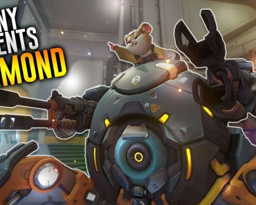 Funny Moments Hammond | Twitch | Overwatch - funny moments hammond twitch overwatch