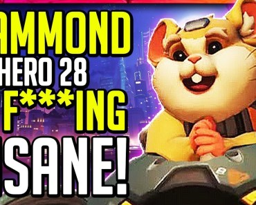 HAMMOND IS THE MOST OP HERO IN OVERWATCH! | INSANE HAMMOND TRICKS & BUGS! - hammond is the most op hero in overwatch insane hammond tricks bugs