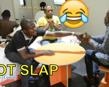 HOT SLAP (COMEDY SKIT) (FUNNY VIDEOS) - Latest 2018 Nigerian Comedy| Comedy Skits|Naija Comedy - hot slap comedy skit funny videos latest 2018 nigerian comedy comedy skitsnaija comedy