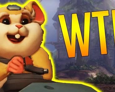 OVERWATCH: PERO QUE ES ESTE HAMSTER! | PROBANDO NUEVO HÉROE | DIRECTO CON INVITADOS - overwatch pero que es este hamster probando nuevo heroe directo con invitados