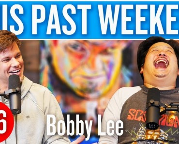 Bobby Lee | This Past Weekend #116 - bobby lee this past weekend 116