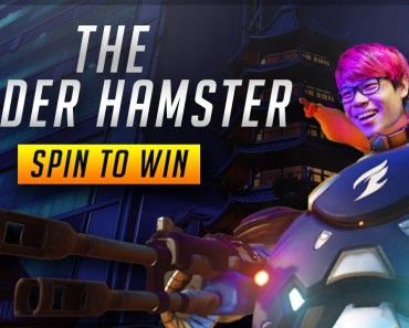 Dallas Fuel | Mickie is the Spider Hamster! | Wrecking Ball Gameplay - dallas fuel mickie is the spider hamster wrecking ball gameplay
