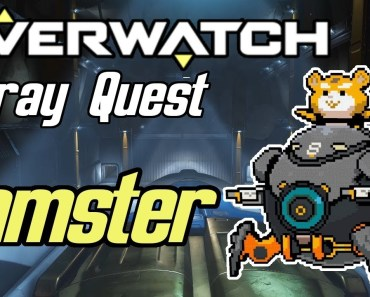 Overwatch Spray Quest - Hamster - overwatch spray quest hamster