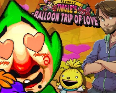 TINGLE'S BALLOON TRIP OF LOVE! - SpaceHamster - tingles balloon trip of love spacehamster