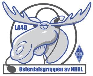 Østerdalsgruppen av NRRL logo