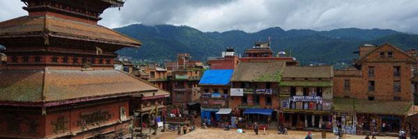 2014年7月ネパール&マレーシア【4日目・カトマンズからバクタプルへ】