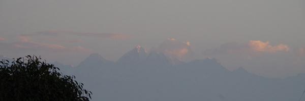 2015年11月 ネパール【4日目 ナガルコット〜カトマンズ】