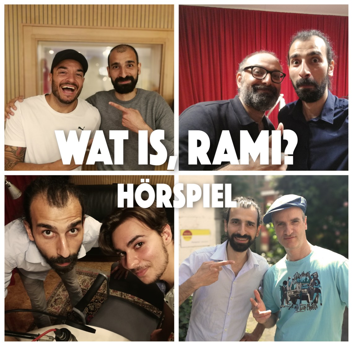"HÖRSPIEL ""Wat is, Rami?"""