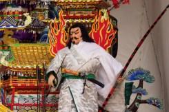 千代流・飾り山笠の写真