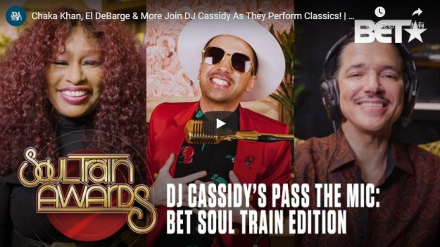 Chaka Khan, El DeBarge & More Join DJ Cassidy As They Perform Classics! | DJ Cassidy's Pass the Mic