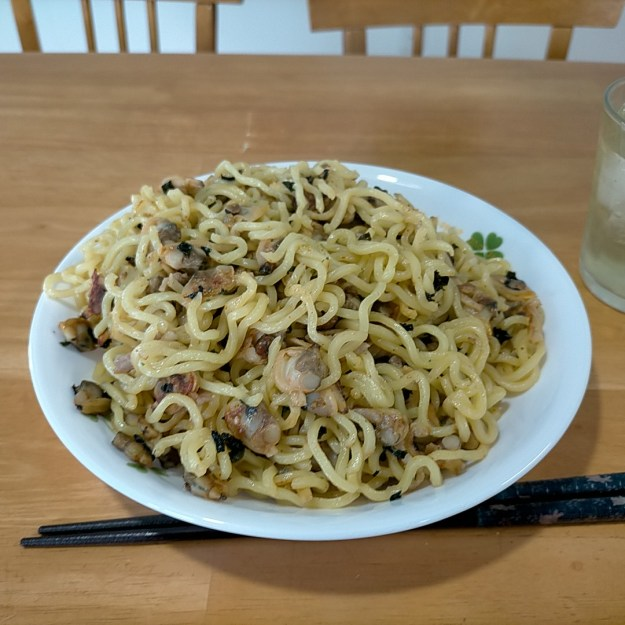 todays-fried-noodle-2020-12-02-seafood