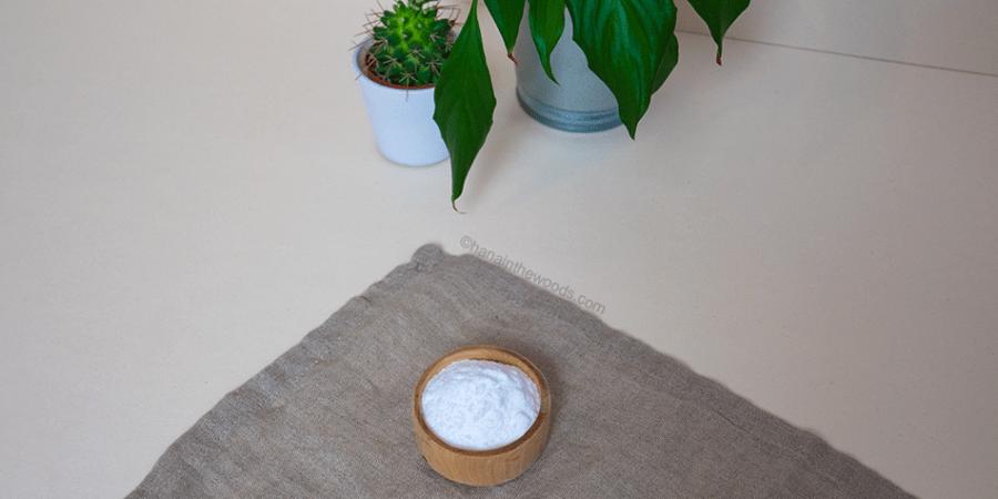 15 utilisations du bicarbonate en beauté