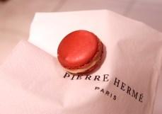 Pierre HerméのISPAHANという種類を食べました