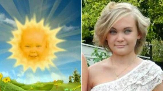 Cantiknya Bayi Matahari Teletubbies Setelah Dewasa Bikin Netizen Kangen