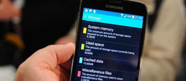 Cara mengatasi insufficient memory android