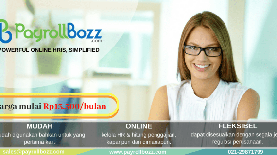 Mengenal Payrollbozz, si software payroll & HR online berbasis HRIS systems