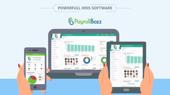 Payroll software dan sistem absensi online terbaik