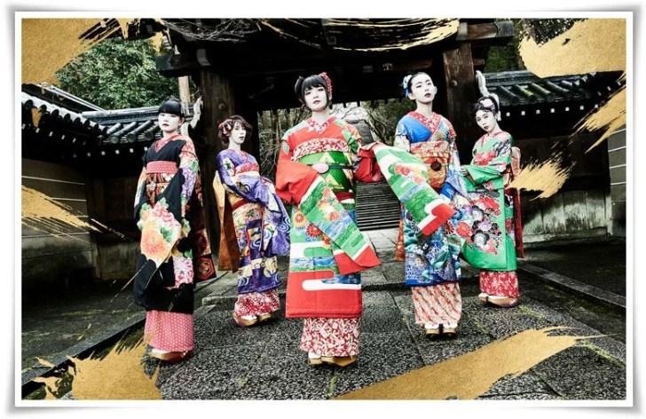 BAND-MAIKOが復活!今回も美しい!日本より海外の反応が凄い!2