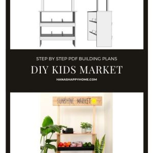 Build a kid's grocery store