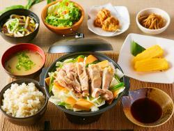 Chicken Tobanmusi