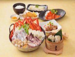 Crab Seafood Hotpot